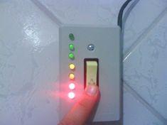 Sensor de nível para tanque de água http://www.instructables.com/id/Water-tanks-level-visualization/