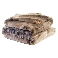 Faux Fur Blankets - I've been eying the ones at World Market but haven't been able to justify the price yet. Soon!