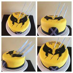 WOLVERINE CAKE                                                                                                                                                      More