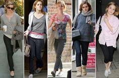 #Emma Watson  #Street Style  #Fashion