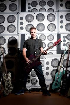 Jeff Ament - played bass as member of three Seattle area grunge bands: Green River, Mother Love Bone, and Pearl Jam.