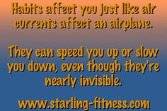 Habits from Starling Fitness