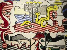 Roy #Lichtenstein. L'Opera Prima alla GAM di #Torino