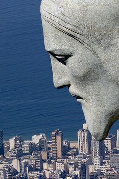 Rio de Janeiro and Christ the Redeemer statue.