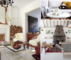 Getting Your House Cozy for the Colder Weather by lizstan for Julep
