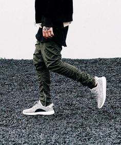 Casually Intricate Joggers
