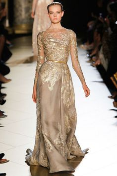 The most amazing couture collection this season. {elie saab fall 2012 couture via this is glamorous}