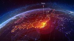 Earth Research v.01 by Alex Dimkov, via Behance