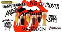 Cervezas y Rock'N'Roll, un mundo creciente