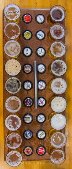 Try 18+ different beers on tap from Russian River Brewing Company in Sonoma!