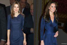 Letizia Ortiz vs. Kate Middleton