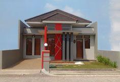 Gambar Desain Dan Harga Rumah Minimalis Modern Type 45
