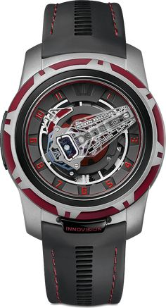 La Cote des Montres : La montre Ulysse Nardin InnoVision 2 - Ulysse Nardin : pionnier incontesté de l'innovation horlogère