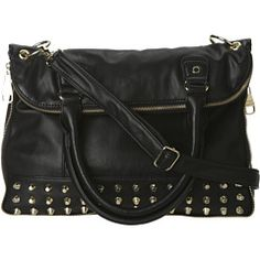 Steve Madden We Can Still Rock Studs N/T Tote