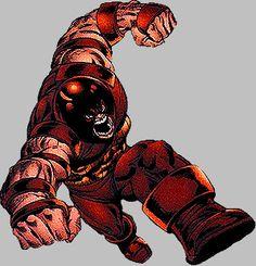 Marvel Comics Juggernaut