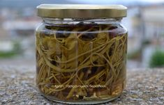 Food Storage, Pickles, Mason Jars, Greek Recipes, Vip, Blog, Preserving Food, Pickle, Mason Jar