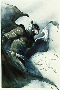 Definitely one of my favourite Batman works of art.