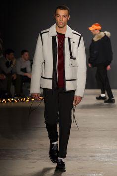 Ovadia & Sons   Menswear - Autumn 2017   Look 20