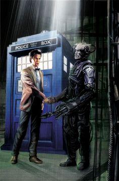 Star Trek/Doctor Who
