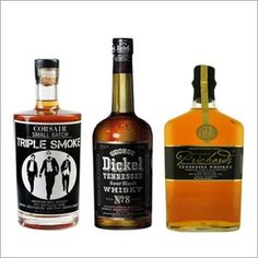 Spirits of Tennessee   local Tennessee liquors worth trying -- recommendations from Nashville bartender Matt Tocco of Rolf & Daughters.