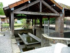 Lombez - un lavoir - Gers dept. - Midi-Pyrénées région, France     ....www.lavoirs.org