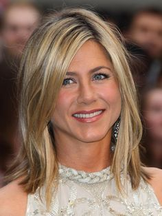 """Why her hairstyle's hot: Once again Jennifer's hair has become iconic but this time it's her 'lob', not her 'Rachel' that's being coveted. Wella Professionals stylist and Midlands Hairdresser of the Year 2010, Jacky Crosby, says """"The new length that Jennifer Aniston is sporting is very appealing and has been hugely popular as it is not quite a bob, but to anyone who has had long hair and wants a change it is a safe option."""" What to ask your hairdresser for to get Jennifer's look: """"Ask your…"""