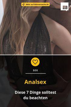 Analsex erzählt mit Bildern