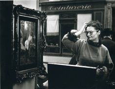 Robert DOISNEAU :: Romi's Shopwindow, 1948