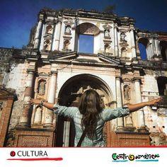 Algunas de las ciudades centroamericanas aún guardan monumentos y edificios de la época colonial que se han conservado hasta nuestros días