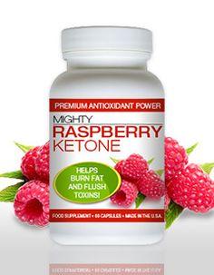 Frascos GRATIS de Mighty Raspberry Ketone! Solo pagas el envio! Ya me llegaron :) http://mightyraspberryketone.co/