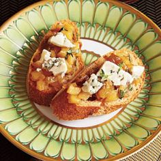 Appetizer Recipes: Apple-Blue Cheese Chutney | CookingLight.com