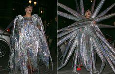 Lady Gaga's weirdest outfits