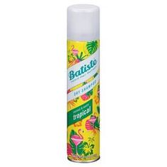 Batiste Tropical Coconut & Exotic Dry Shampoo - - image 1 of 4 Cleansing Conditioner, Shampoo And Conditioner, Shampoing Sec Batiste, Good Dry Shampoo, Batiste Dry Shampoo, Shampooing Sec, Fresh Hair, Cool Hairstyles, Hair Care