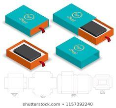 Rigid sleeve box die cut mock up template vector Vector Box Packaging, Packaging Design, Custom Packaging, Paper Box Template, Diamond Vector, Paper Crafts Origami, Diy Gift Box, Brand Promotion, Diy Birthday