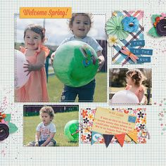 kit: Goodbye Winter, Hello Spring by Erica Zane  http://www.sweetshoppedesigns.com/sweetshoppe/product.php?productid=27665&page=6  template: EZ Albums v.16 by Erica Zane http://www.sweetshoppedesigns.com/sweetshoppe/product.php?productid=32099&cat=776&page=1
