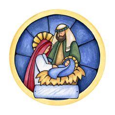 Christmas Nativity, Christmas Signs, Christmas Art, Christmas Decorations, Christmas Ornaments, Felt Ornaments, Nativity Painting, Santa Face, Deco Mesh Wreaths