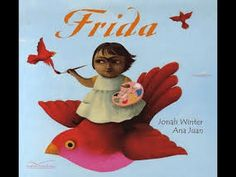 This book is about the incredibly talented artist, Frida Kahlo. I uploaded this just in time for Hispanic Heritage month, October. However there is never a w...