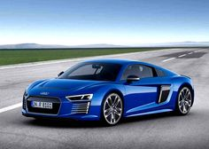 Awesome Audi R8 e-tron review