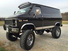 Your Highness: 1980 Chevrolet 4x4 Trucks, Custom Trucks, Cool Trucks, Chevy Trucks, Chevrolet Van, Chevy Van, Gmc Vans, 4x4 Van, Cool Vans