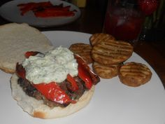 Award Winning Black Bean Burgers - Hezzi-D's Books and Cooks