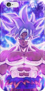 Goku Ultra Instinct Doctrina Egoista Iphone Case Cover