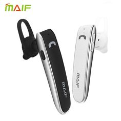 MAIF M3 Wireless Bluetooth Headset Stereo Bluetooth 4.0 Headphone Music Headphone Earbuds Voice Prompt for iPhone Android