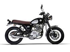 Seventy-five, modelo moto 125cc de la marca MASH