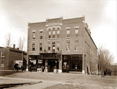 #ThrowbackThursday here's the Mallory Opera House!