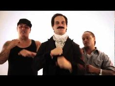 """MC Lars - """"Flow Like Poe"""" ... This is HILARIOUS! """"I'm goin' hard on that tetrameter."""""""