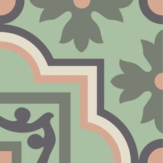 ODYSSEAS 342 Handmade Tiles, Cement, Symbols, Art, Icons, Kunst, Art Education, Artworks