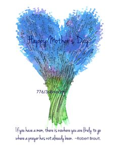 776th heart for Mother's Day