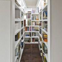 Walk-in boekenkast!