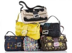 FENDI Baguette #Handbag