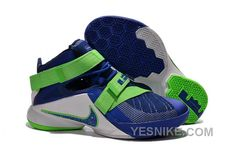 "lowest price f4579 fb834 Buy Nike LeBron Soldier 9 ""Sprite"" Game RoyalWhite-Green Streak Sale from  Reliable Nike LeBron Soldier 9 ""Sprite"" Game RoyalWhite-Green Streak Sale  ..."